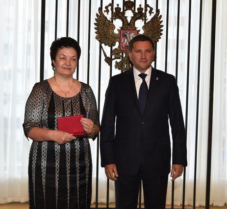 Калмыкова Ольга Григорьевна