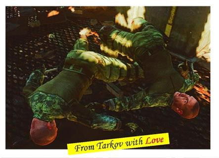 Escape from Tarkov с любовью
