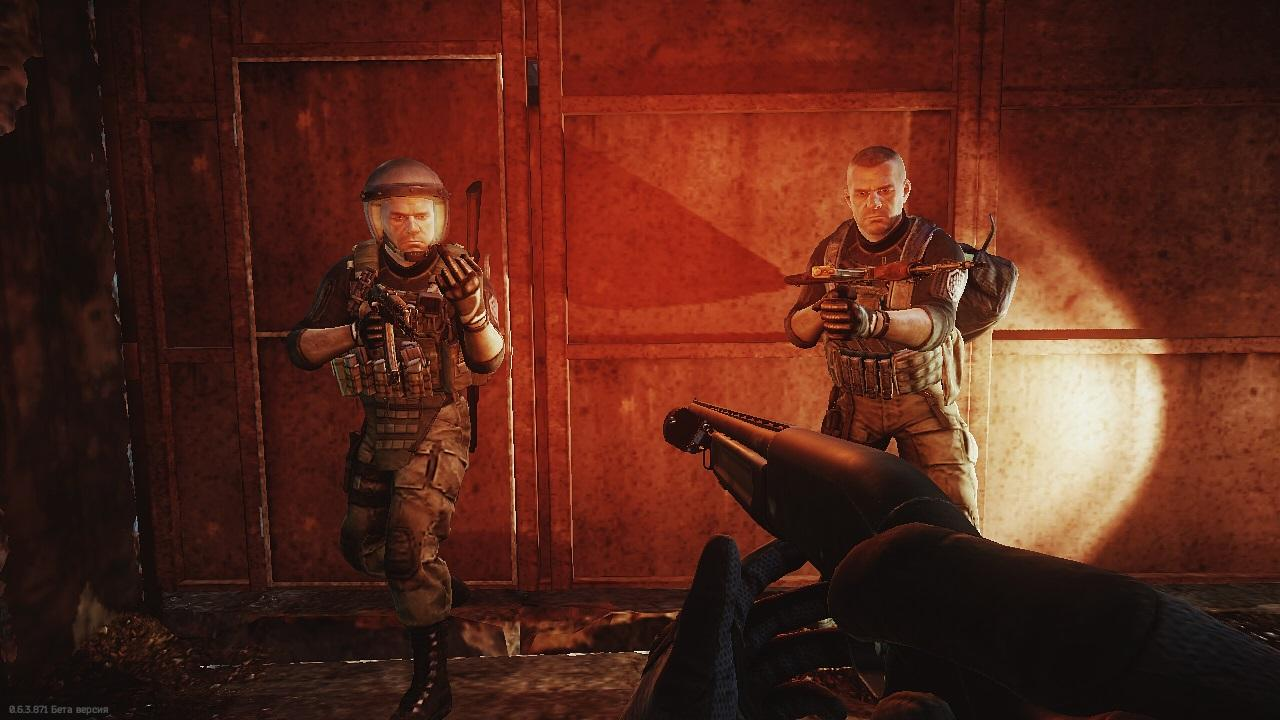 Escape from Tarkov команда