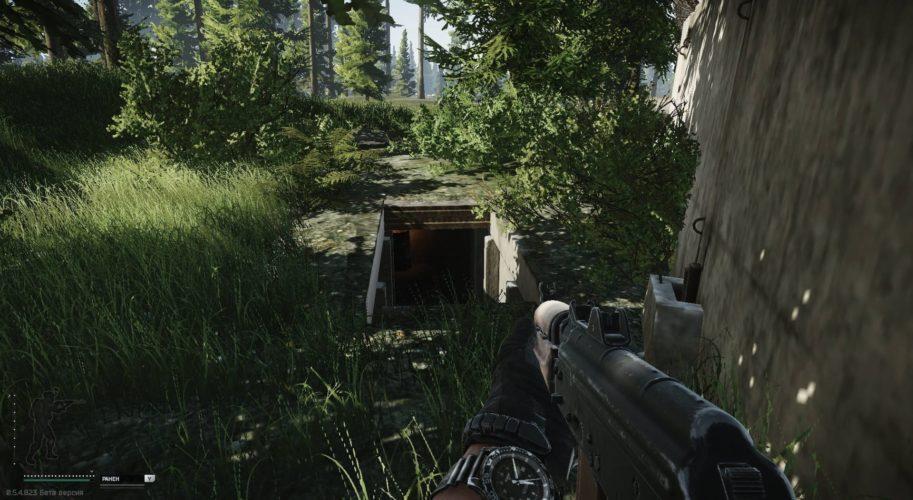 Escape from Tarkov Лес
