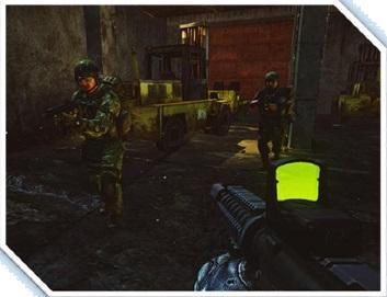 Escape from Tarkov союзник